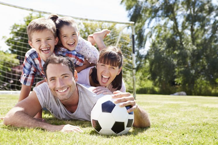 The Best Family Sports