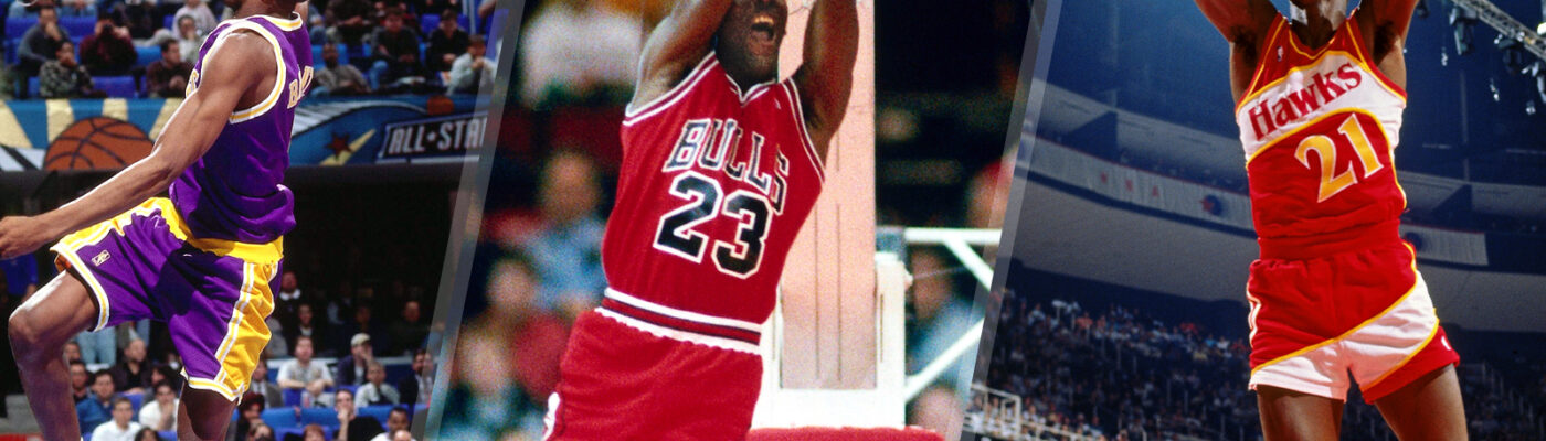 Who Are The Best Dunkers In NBA History