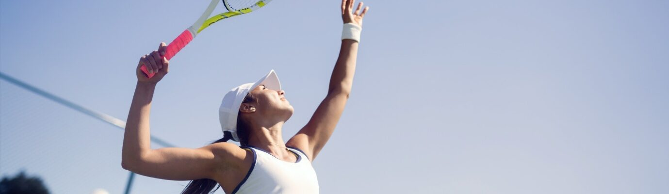 How to Perfect Your Tennis Serve